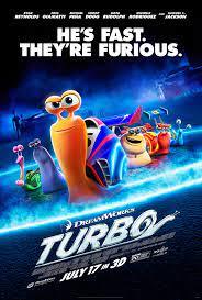รีวิวเรื่อง TURBO (2013)
